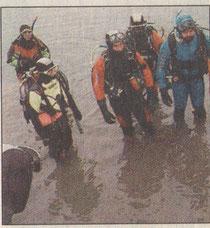 2002 – Suchaktion am Pichlinger See