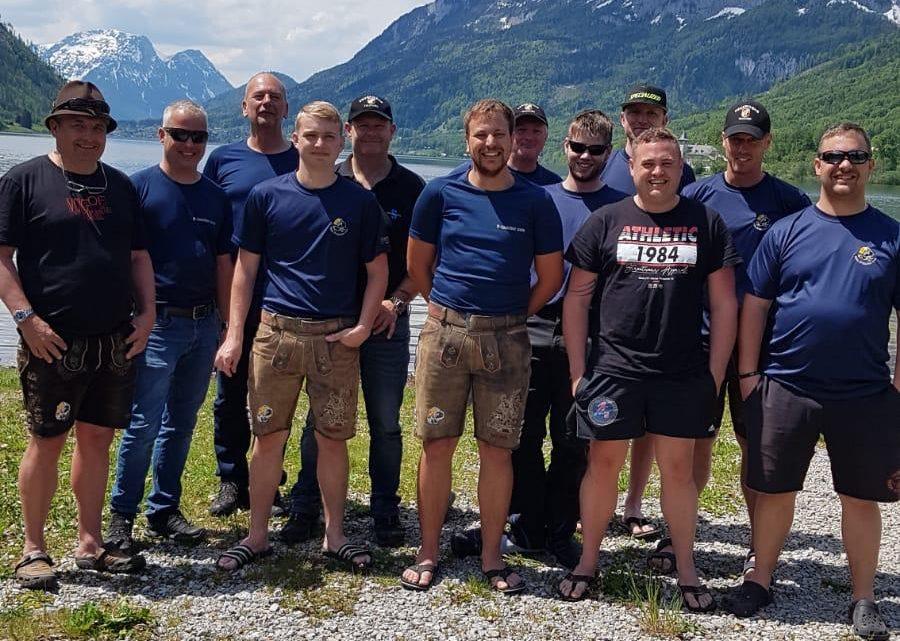 Internes Taucherlager 2019