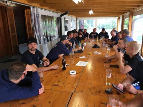 2019 - Taucherlager