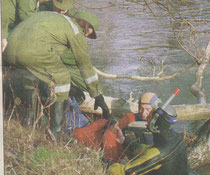 1999 – Suchaktion in Attnang