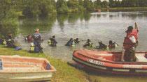 2010 – vermisster Schwimmer in Wildenau