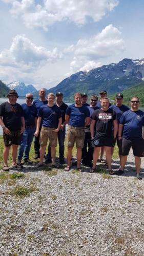2019 - internes Taucherlager